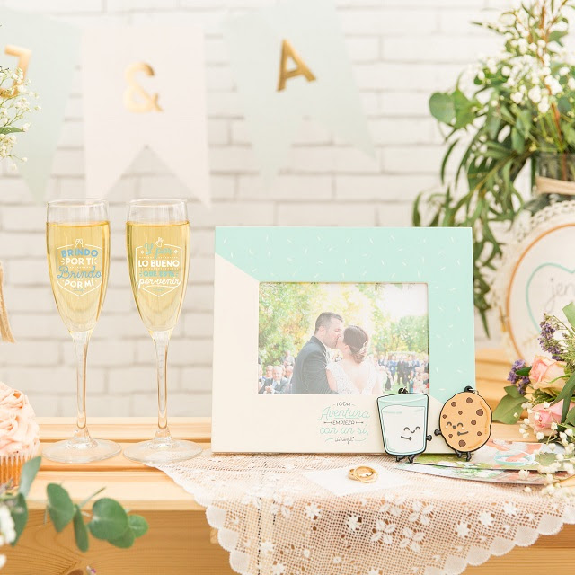 Mr wonderful producto bodas bonitas sorteo retales de bodas