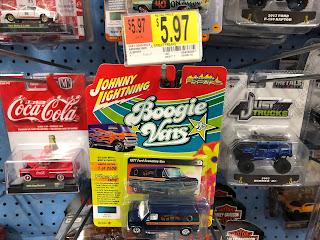 johnny lightning ford econoline