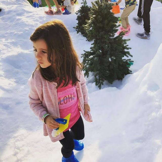 Neve em MACAU