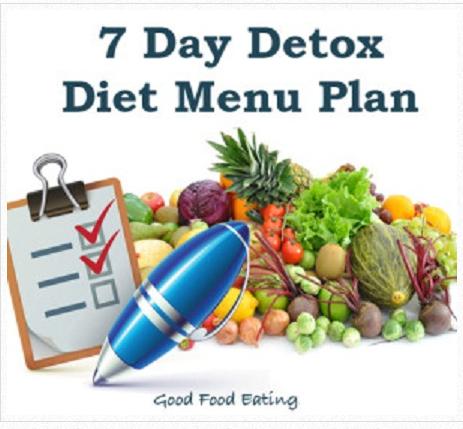 7 Day Detox Diet Plan – Understanding the 7 Day Detox Diet