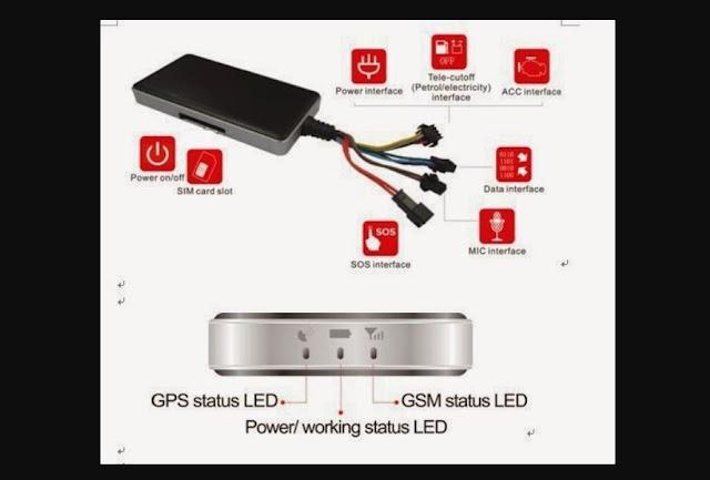 Cara Setting GPS Tracker