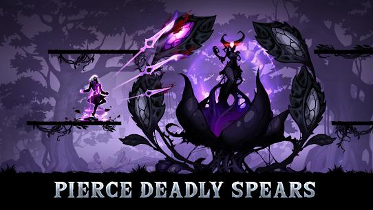 تحميل لعبة Shadow Knight: Deathly Adventure RPG  مهكرة للاندرويد