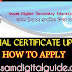 Assam Higher Secondary Education Council Original Certificate updates