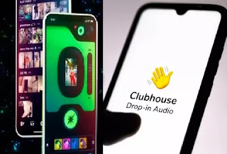 Dispo and Clubhouse apps