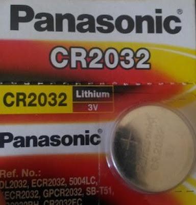 Baterai CMOS Dibutuhkan Oleh Motherboard