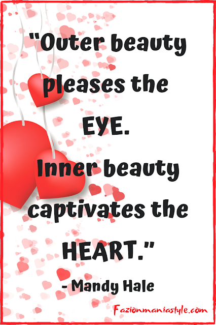 Heart - 20 Best Beauty Quotes