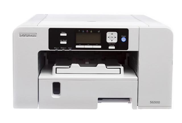 sawgrass, SG500, sublimation printing, sublimation printer, silhouette america blog
