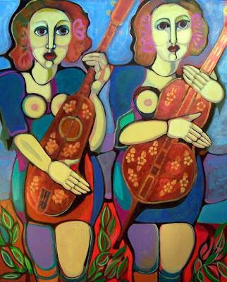 obra de la artista Ruth Hasen
