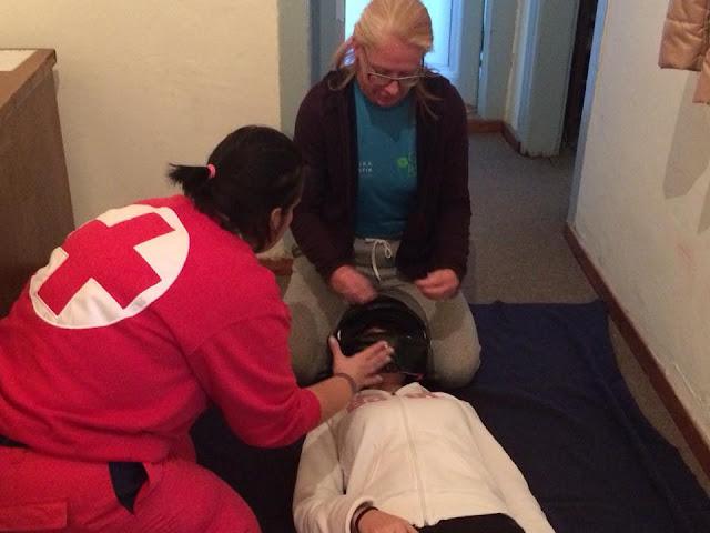 «Πρώτες Βοήθειες για Πολίτες» από το Σώμα Εθελοντών Σαμαρειτών, Διασωστών και Ναυαγοσωστών Ναυπλίου