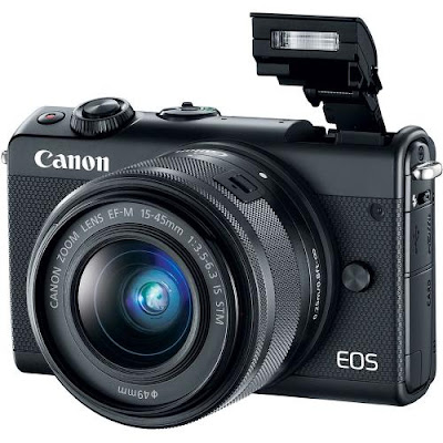 Canon EOS M100 DSLR Firmware Full Driversをダウンロード
