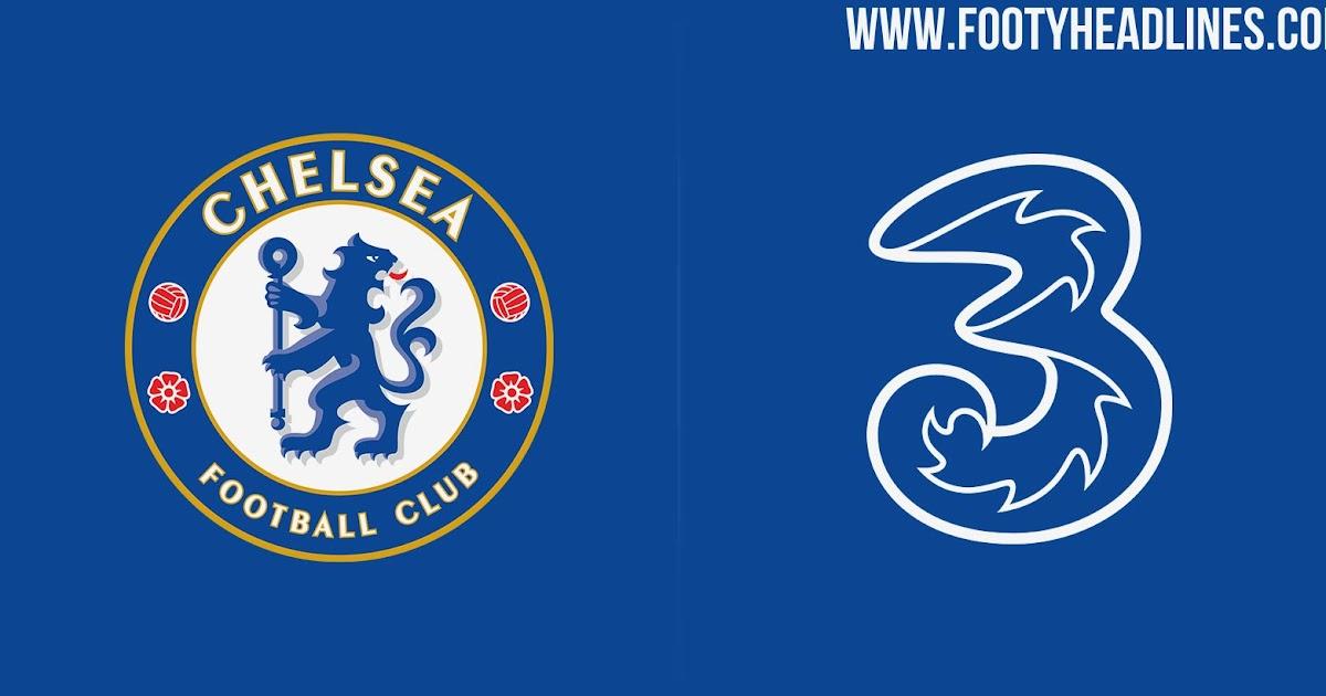 Chelsea Announce '3' Sponsor Deal