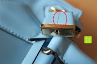 Verarbeitung: Veevan Damen Elegante Top-Handle Schultertasche Handtaschen (Blau)