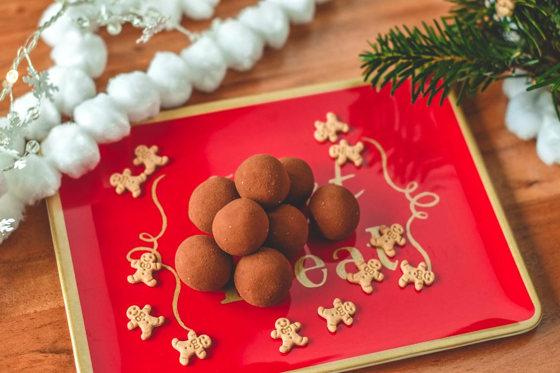 Last Minute Geschenk aus der Küche Rezept Marzipankartoffeln ohne Backen glutenfrei