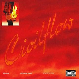 """Copertina di """"Cioilflow"""", il nuovo singolo di Dani Faiv."""