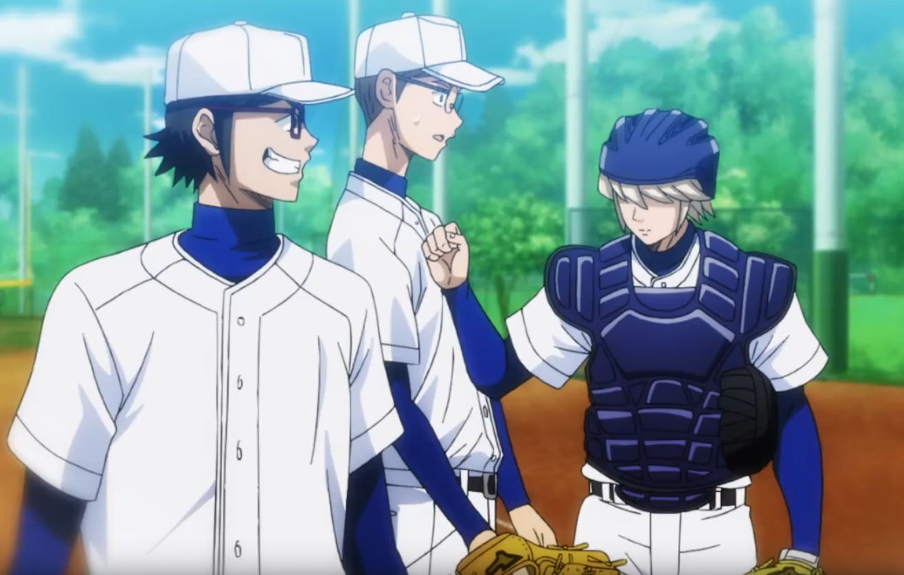 Diamond no Ace: Act II Episodio 20