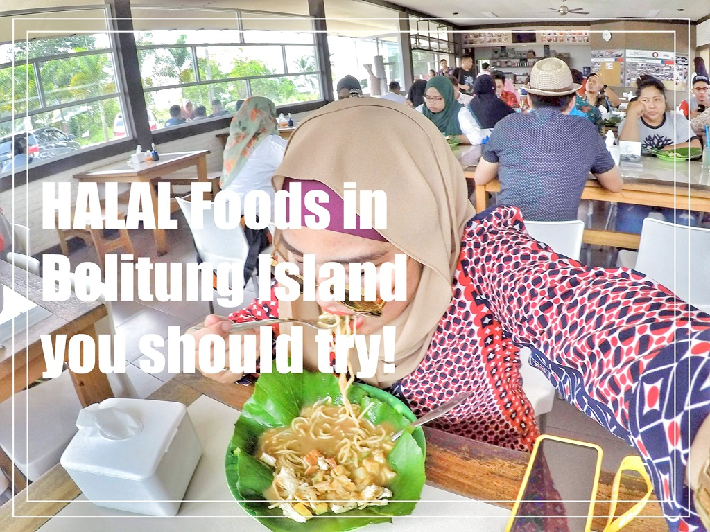 What So Sizzle Bout Sizzling Suzai Malaysia Fashion Travel And Lifestyle Blogger 6 Halal Foods In Belitung Island You Should Try Halal Certified