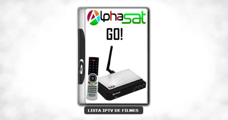 Alphasat GO! Nova Atualização Melhorias no Serviço IKS V1.4.1