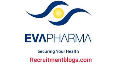 10 Collective Jobs in EVA Pharma in Egypt