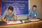 Pemkab Kep.Selayar Dan Bank Indonesia Teken MoU Peningkatan UMKM Sektor Perikanan