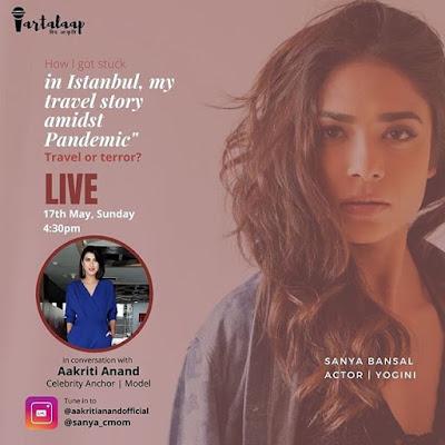 Sanya Bansal poster