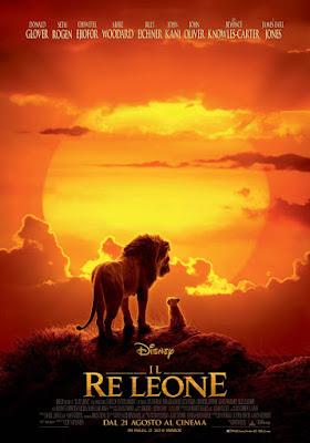 Il Re Leone Poster