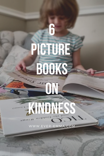 It can be kind of tricky to explain abstract ideas like kindness with little kids. Picture books that share examples are usually one of my favorite ways to explore different topics. Here are 6 picture books to start talking about kindness with the little ones in your life.