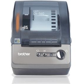 Brother QL-560 Label Printer Driver Software Download