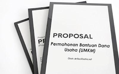 Proposal Permohonan Bantuan Dana Usaha Doc