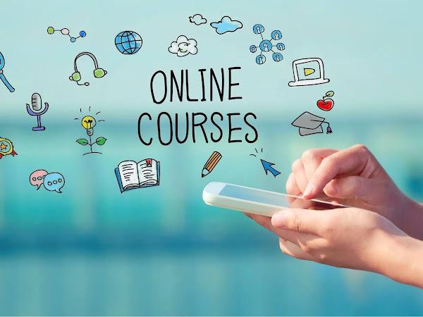Rekomendasi  Kursus Online Terlengkap Bersertifikat