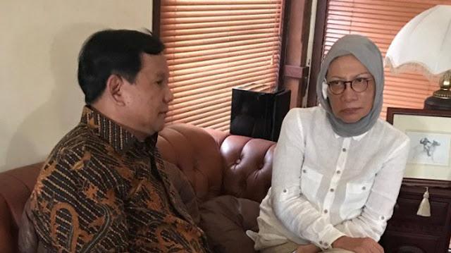 Prabowo, Korban yang Disiapkan?