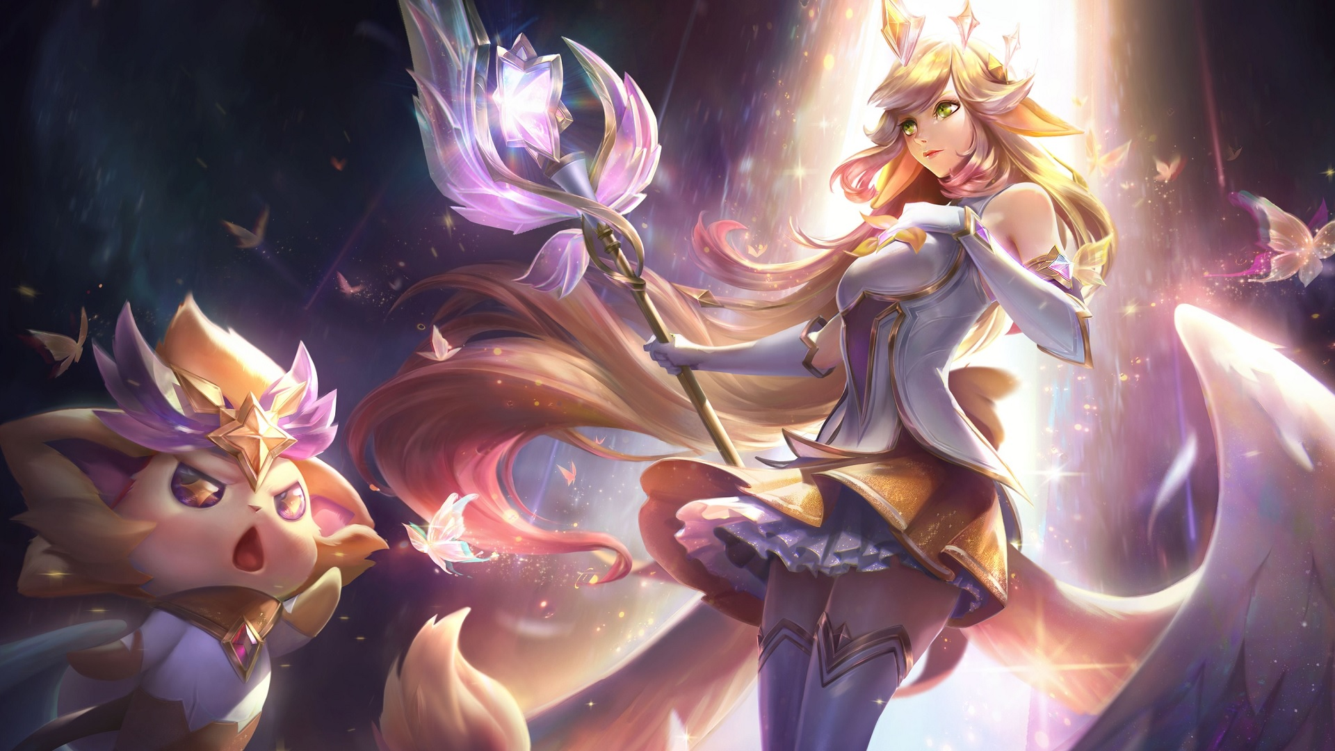 """LoL: This is how the new event """"Star Guardian"""" works and these skins are available"""