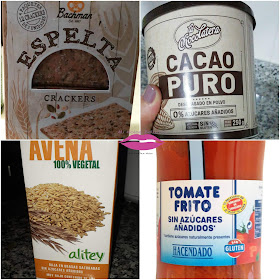 collage alimentos dieta butterfly