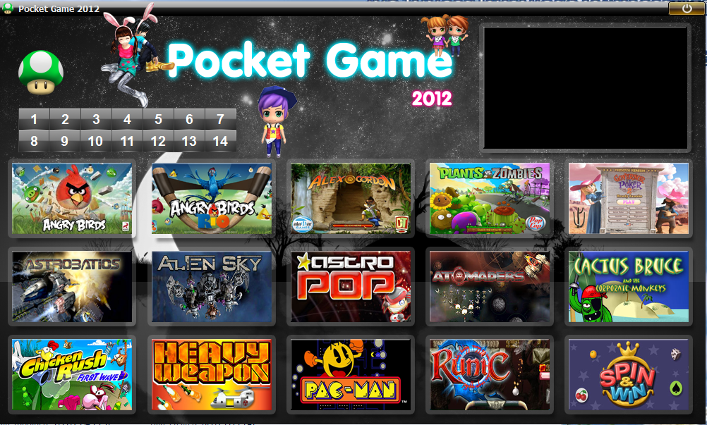 Pocket Games