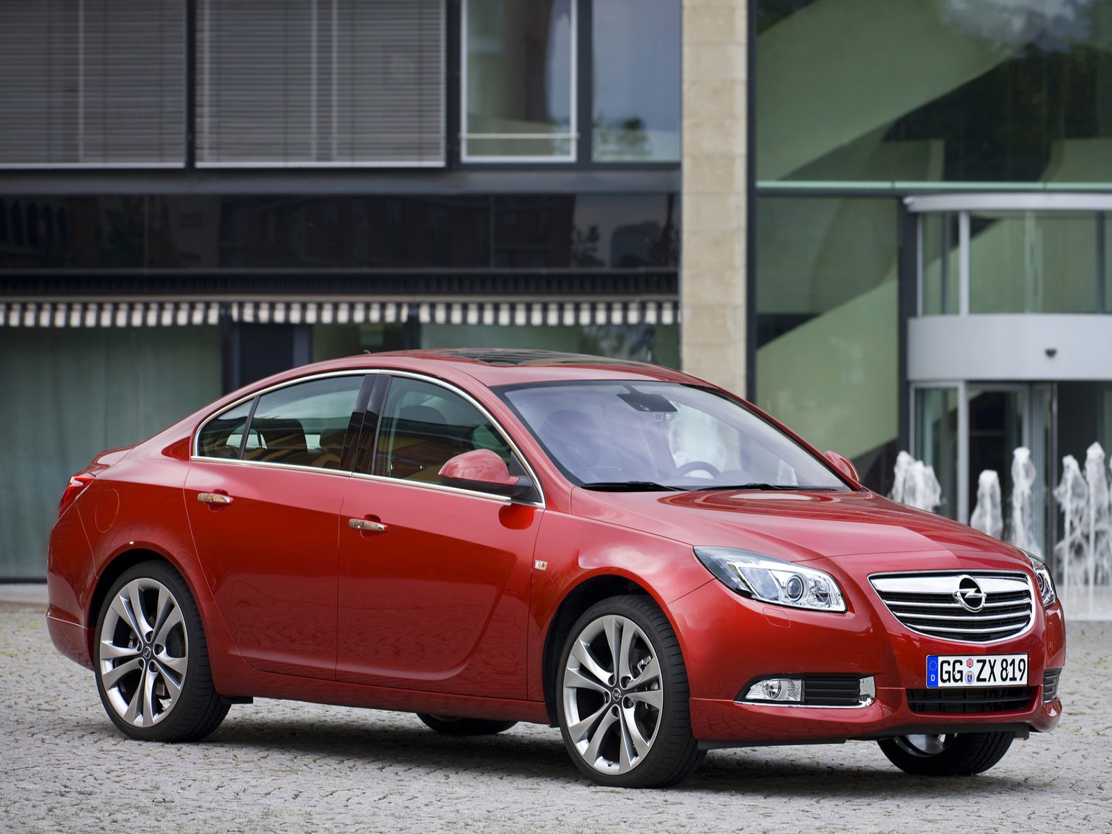 car pictures opel insignia 2009. Black Bedroom Furniture Sets. Home Design Ideas