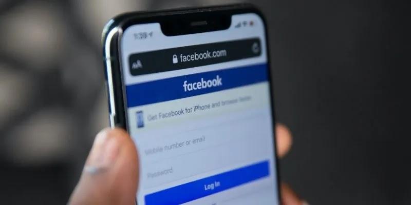 استعادة كلمة مرور حساب Facebook مميزة