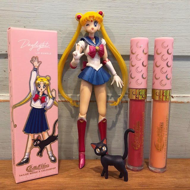 Sailor Moon Colourpop Collection - Daylight Lip Gloss