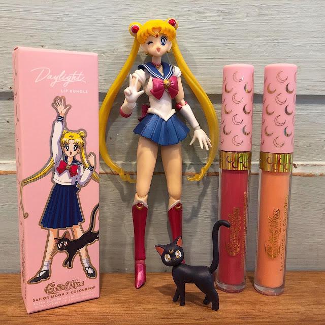 Sailor Moon Colourpop Collection - Daylight Lip Gloss