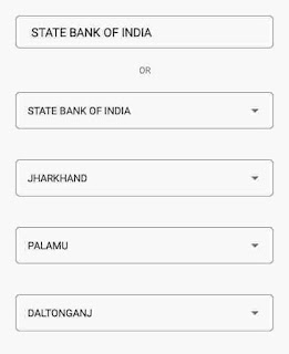 BANK details IFSC code finder