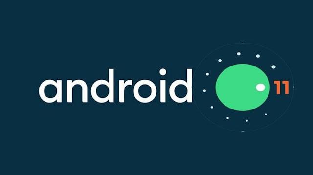 ROM Vanilla AOSP Android 11.0 Redmi Note 8/8T