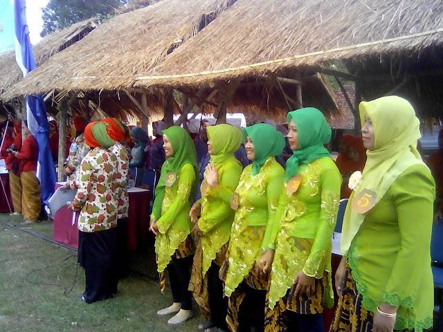 TPP PKK Desa Ngrejeng Wakili Kecamatan Purwosari Ikuti LCCK PKK