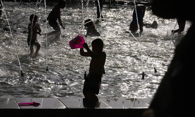 Ο πλανήτης «φλέγεται»: Θερμοκρασίες ρεκόρ στο Λας Βέγκας με 47 βαθμούς Κελσίου - 44 στην Ισπανία