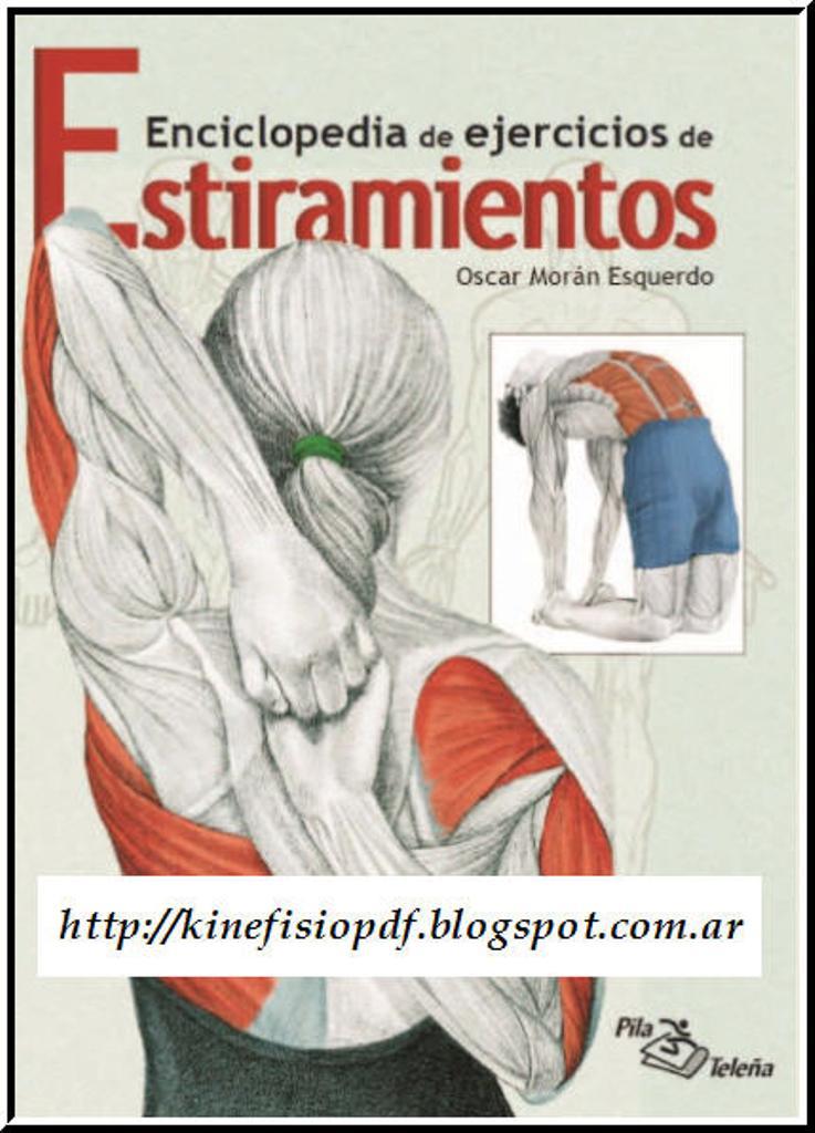 Libros en PDF de Kinesiología y Fisioterapia: abril 2016