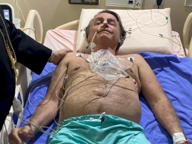 Cegukan Selama 10 Hari, Presiden Brasil Dirawat di Rumah Sakit