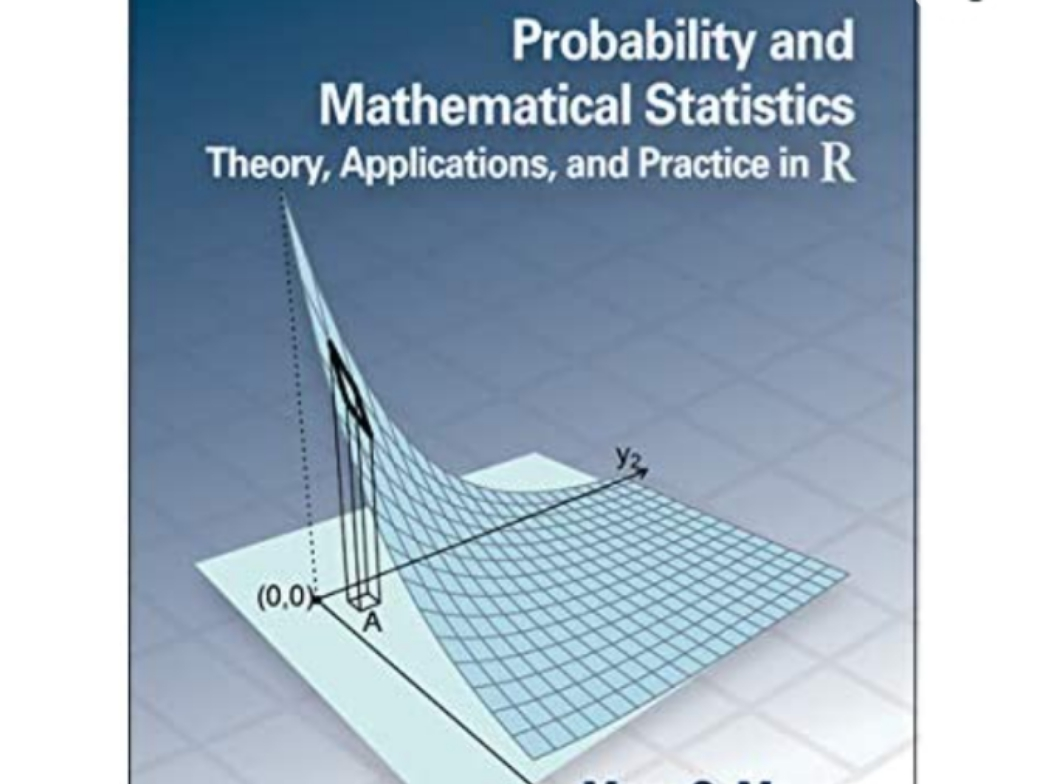 """Download """"The Foundations of Probability and Mathematical Statistics"""" Textbook"""