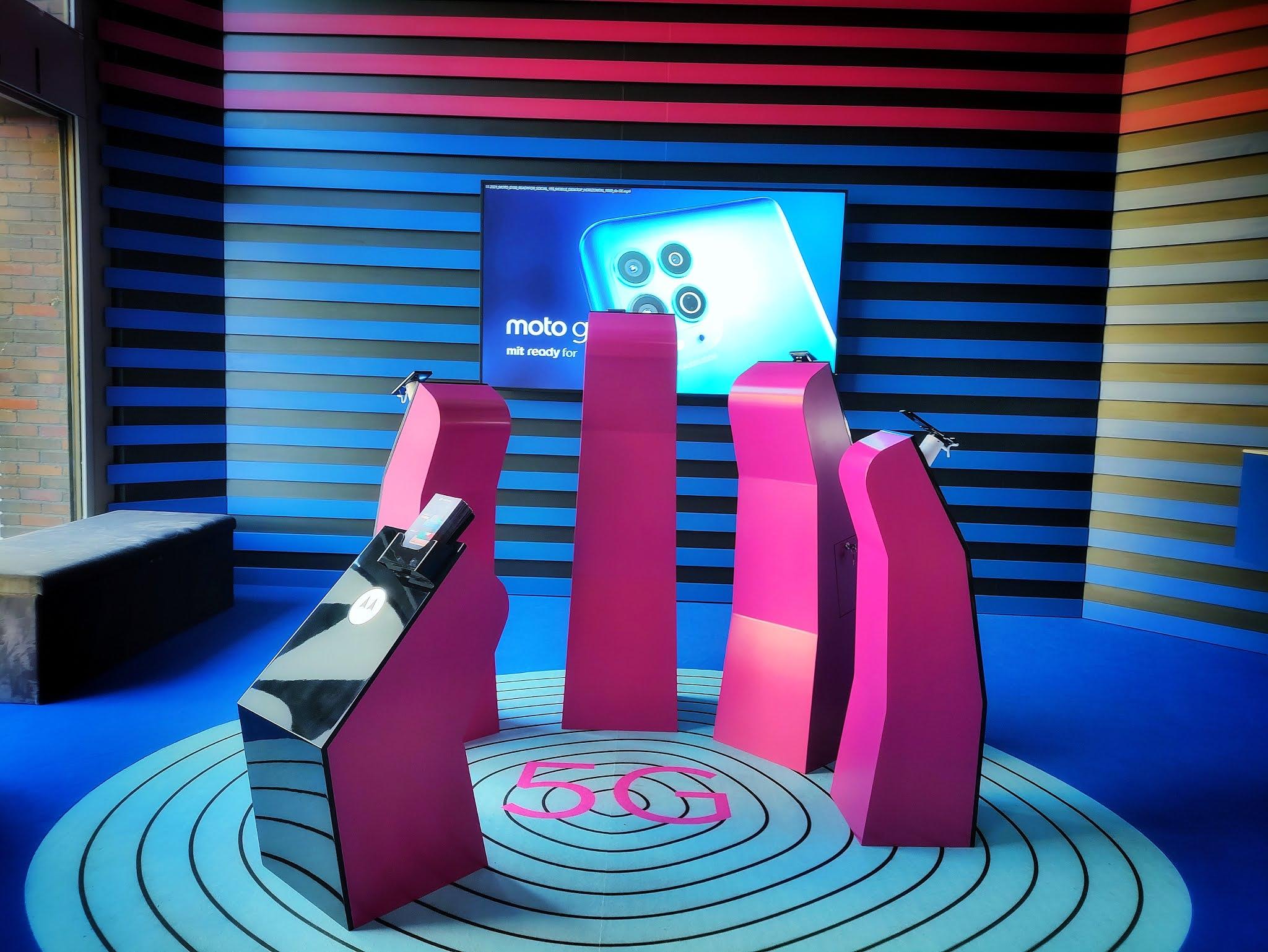 Motorola x XPERION x Motocrew in Köln | Atomlabor on Tour 2021