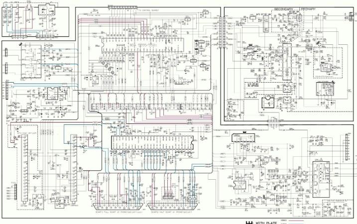 LG CRT Tv Circuit Diagram - Home Wiring DiagramHome Wiring Diagram