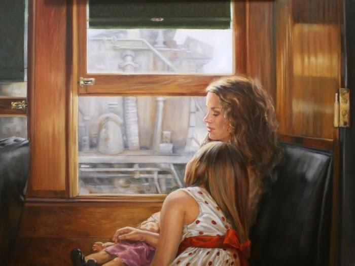 Теплые чувства. Angela Trotta Thomas