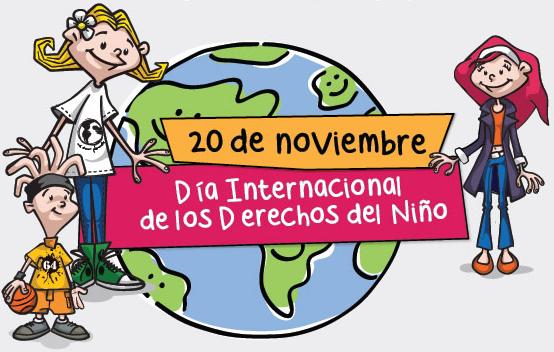CEIPS LOYOLA DE PALACIO Bilinge Da internacional de los derechos del nio