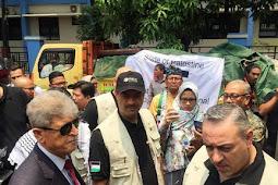 Palestina Bantu Rekonstruksi Pasca Gempa dan Tsunami di Sulawesi Tengah