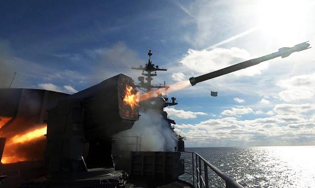 Rudal Taktis RAM Block 2 dan Sistem Aegis untuk Destroyer Jepang